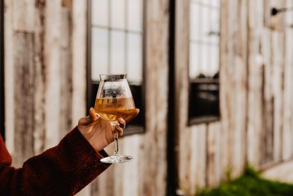 Selby cider tasting tour